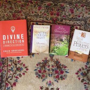 Religious book set